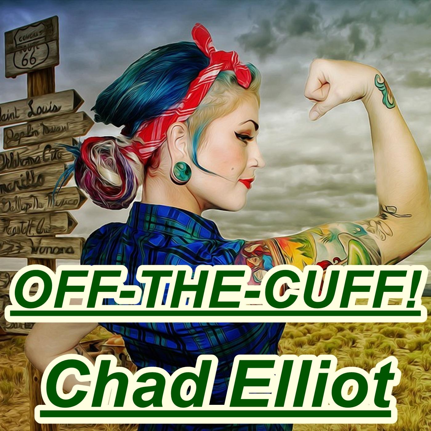 The OFF-THE-CUFF Improv Comedy Podcast.